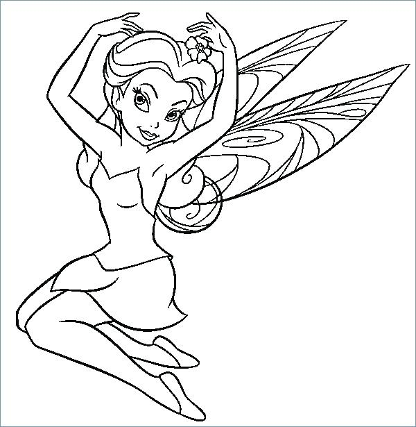600x615 Coloring Pages Of Tinkerbell And Her Fairy Friends Coloring Pages