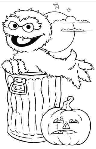 319x492 Sesame Street Coloring Pages Sesame Street Coloring Pages Coloring