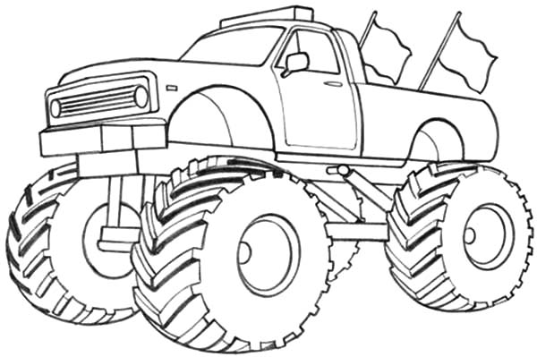 600x399 Gigantic Car Tire Coloring Pages Best Place To Color