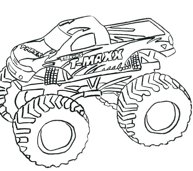 678x600 Monster Trucks To Color Car Tire Car Tire Monster Trucks Jumping