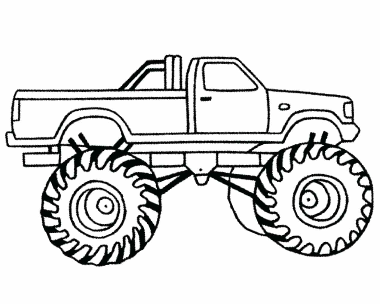 1264x1011 Tire Coloring Pages