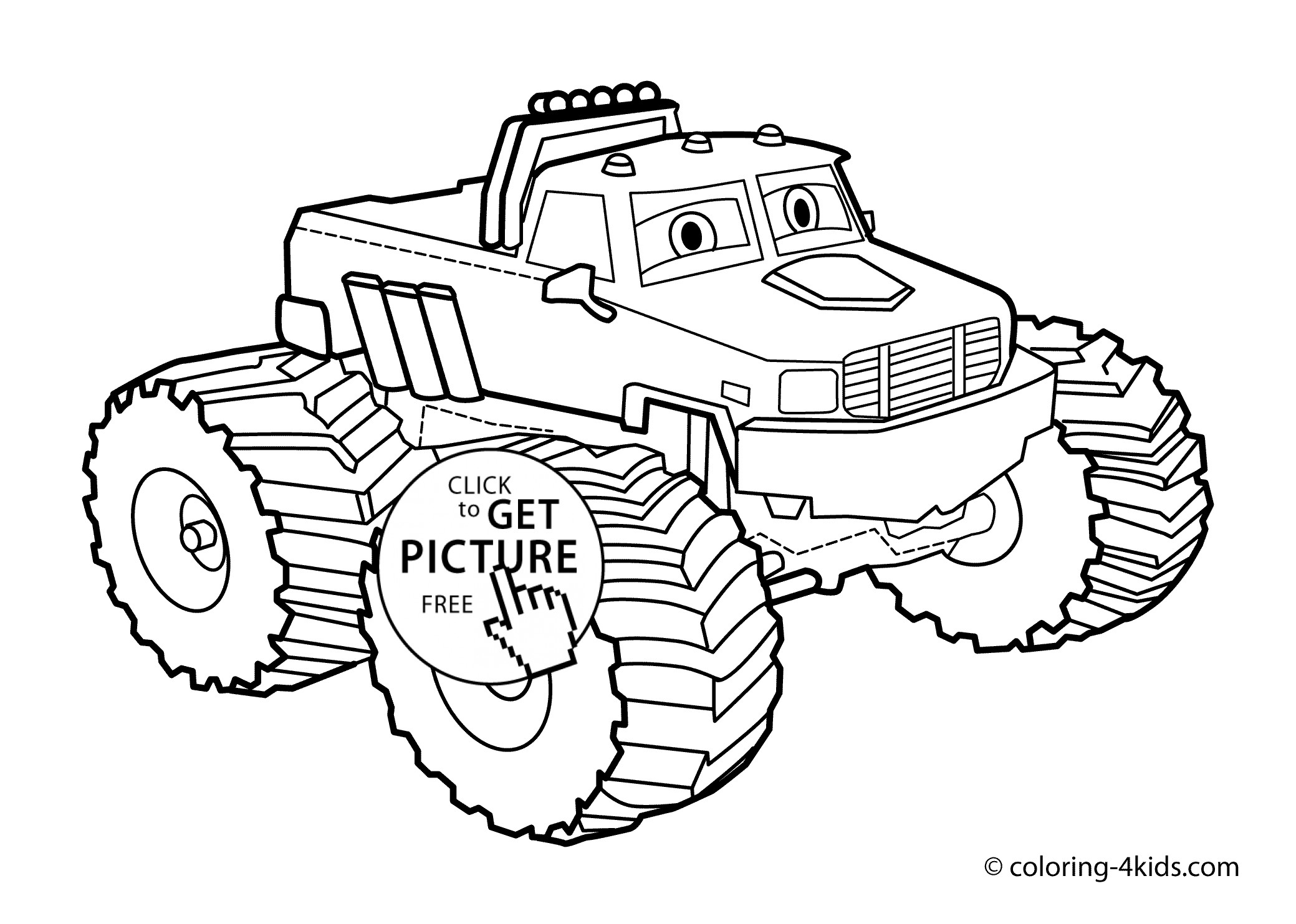 2079x1483 Tire Coloring Pages