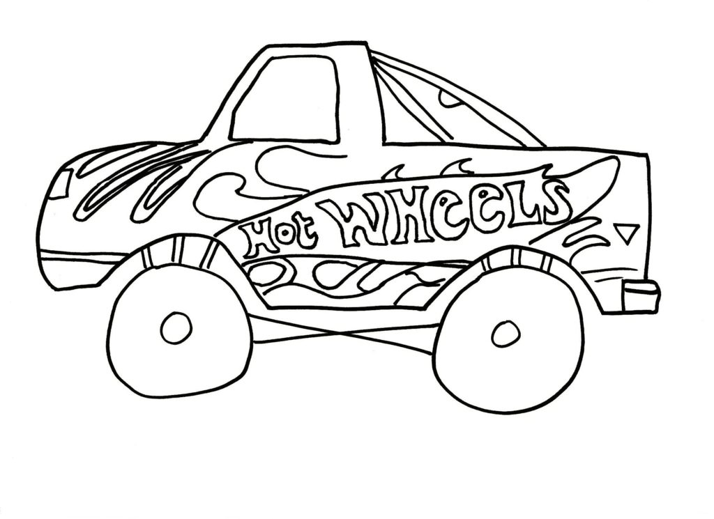 1024x745 Tire Coloring Pages Printable Hot Wheels For Kids Print Get Bubbles