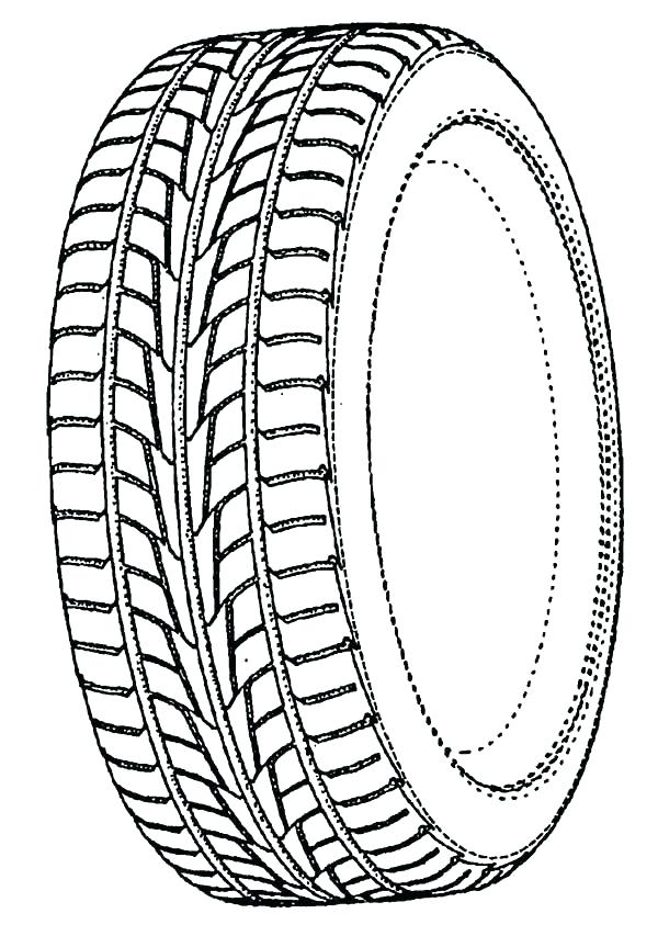 600x853 Draw So Cute Coloring Pages Draw Coloring Pages Car Tire How