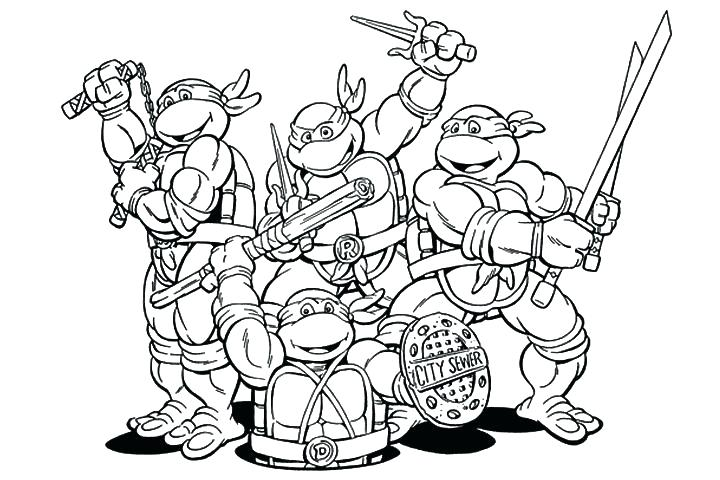 720x480 Tmnt Coloring Pages Nick Kids Coloring Coloring Pages Online Ninja