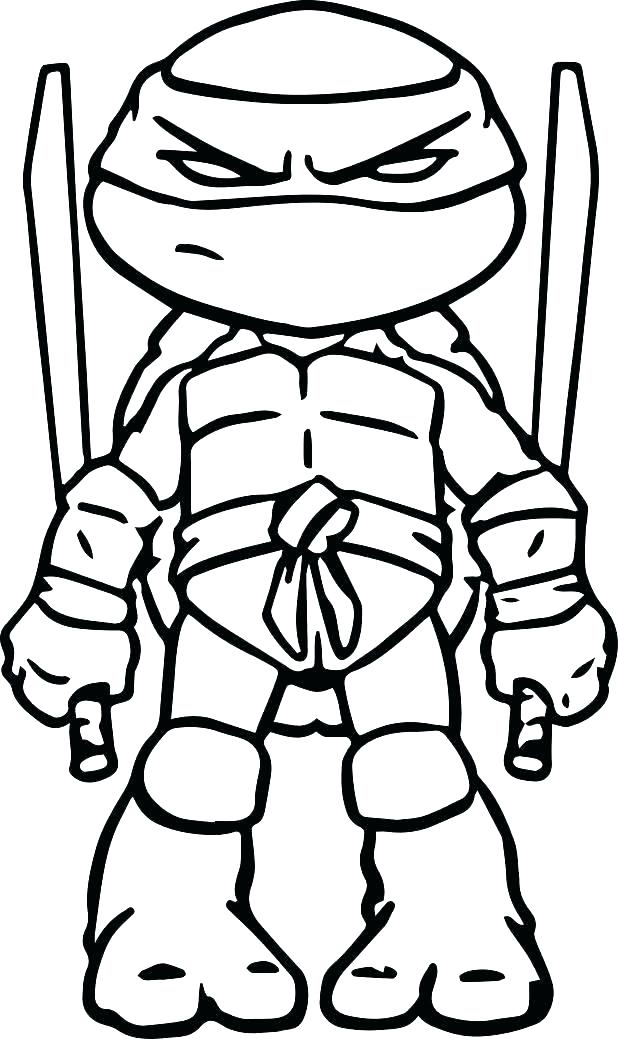 618x1039 Tmnt Coloring Sheets