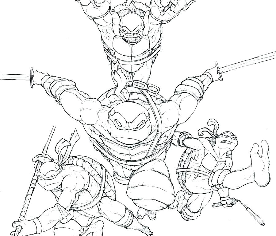 900x768 Tmnt Coloring Pages Coloring Pages Exclusive Ideas Tmnt Coloring