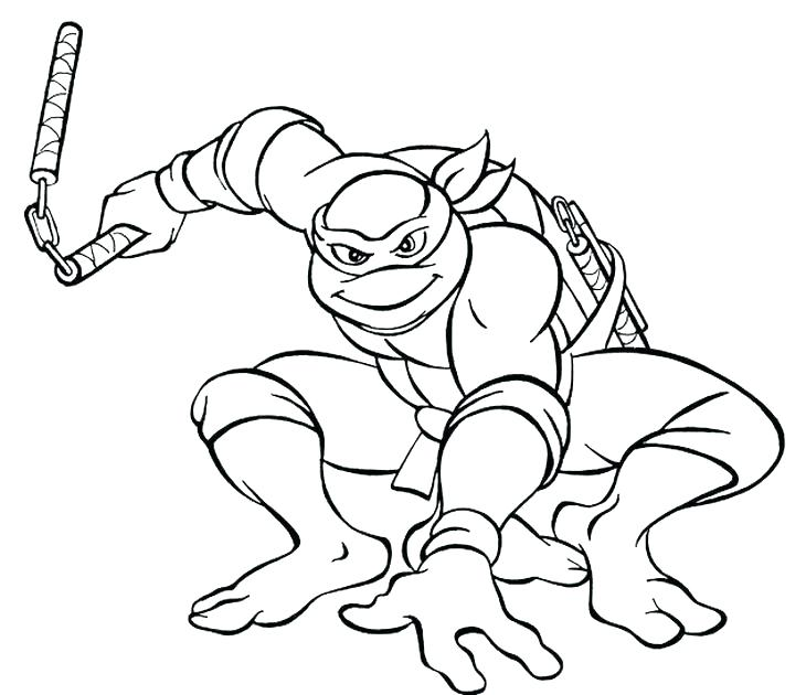 730x630 Michelangelo Coloring Pages Shop Related Products Tmnt