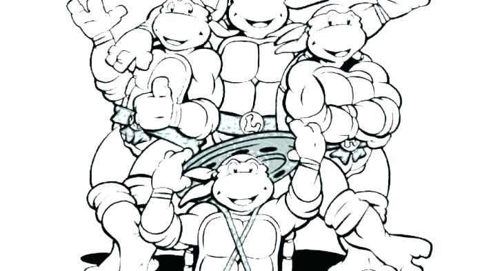728x393 Tmnt Colouring Pages Printable Coloring Online Ninja Turtle