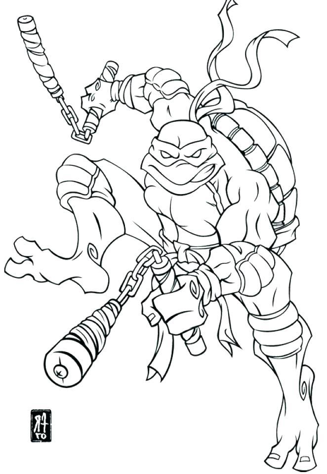 662x960 Ninja Turtles Coloring Pages Raphael Lego Ninja Turtle Coloring