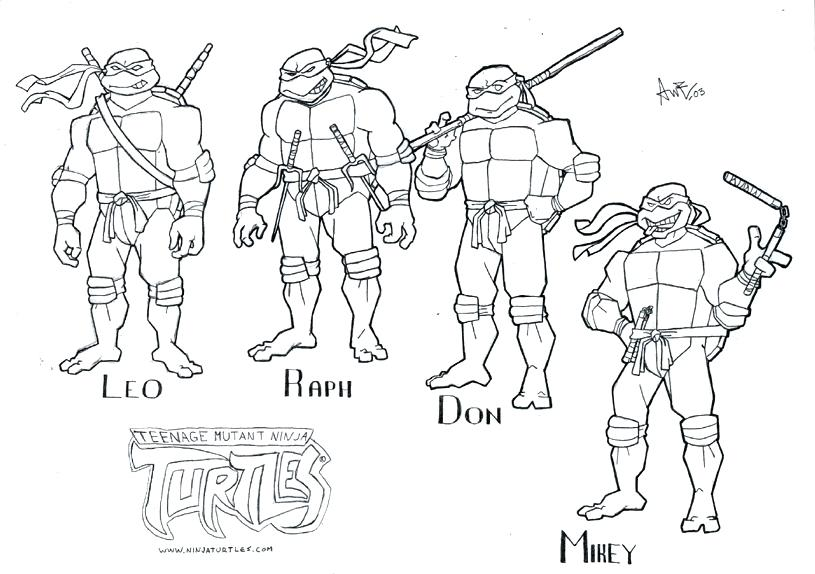 815x574 Ninja Turtles Raphael Coloring Pages Ninja Turtle Coloring Pages