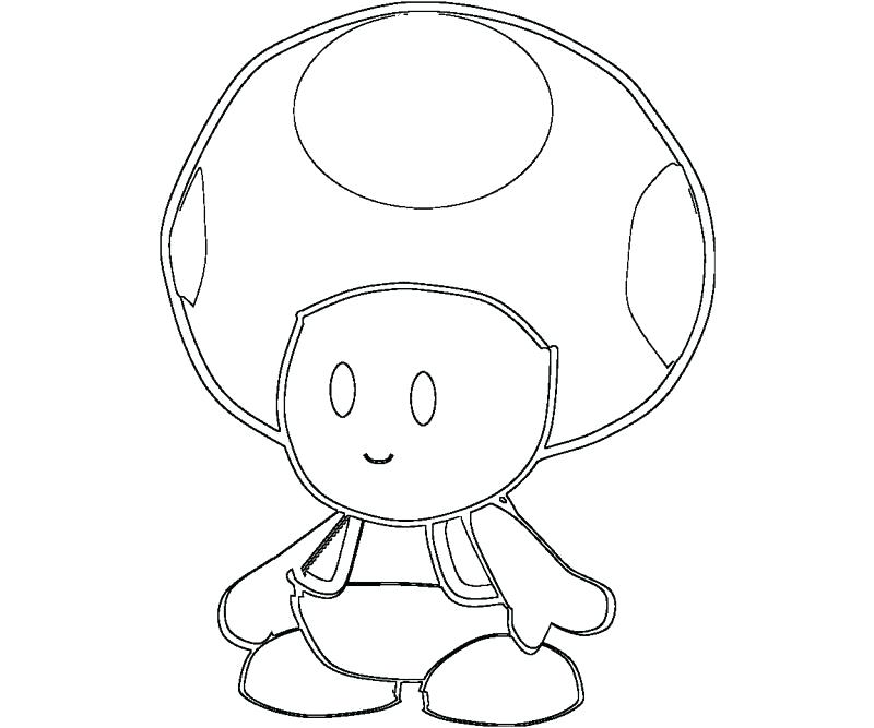 800x667 Toad Coloring Pages Toad Coloring Pages Coloring Pages View Larger