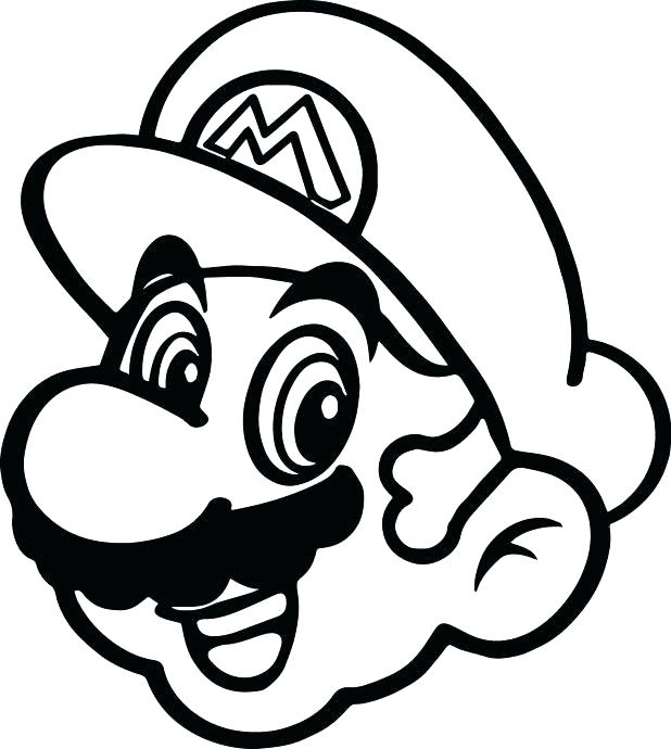 618x690 Toad Mario Coloring Pages Lovely Design Printable Coloring Pages