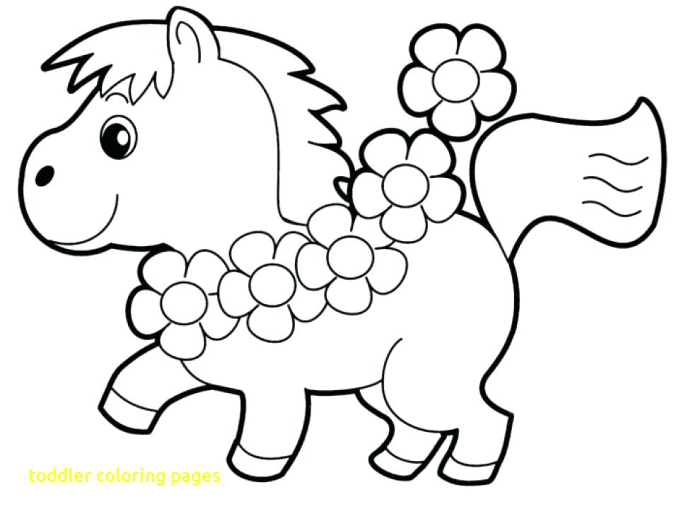 Toddler Coloring Pages Pdf At Getdrawings Free Download
