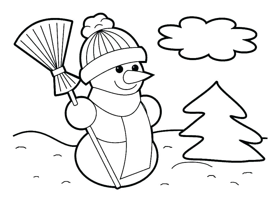 945x720 Coloring Pages For Toddlers