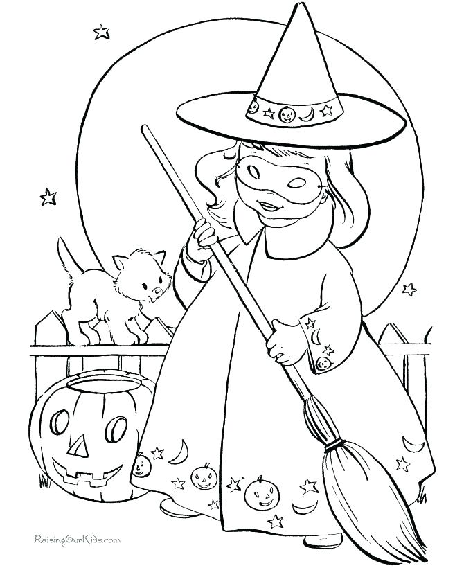 670x820 Halloween Coloring Pages Printable Pdf New Hallween Fun Free