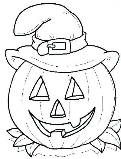 400x525 Free Halloween Coloring Pages To Print Toddler Coloring Pages