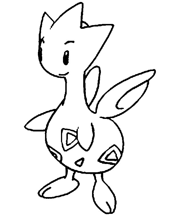 600x768 Coloring Pages Pokemon