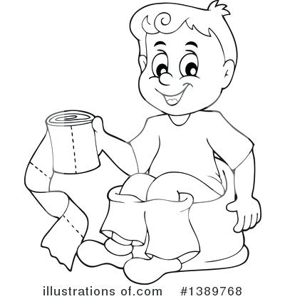 Toilet Coloring Page At Getdrawings Free Download