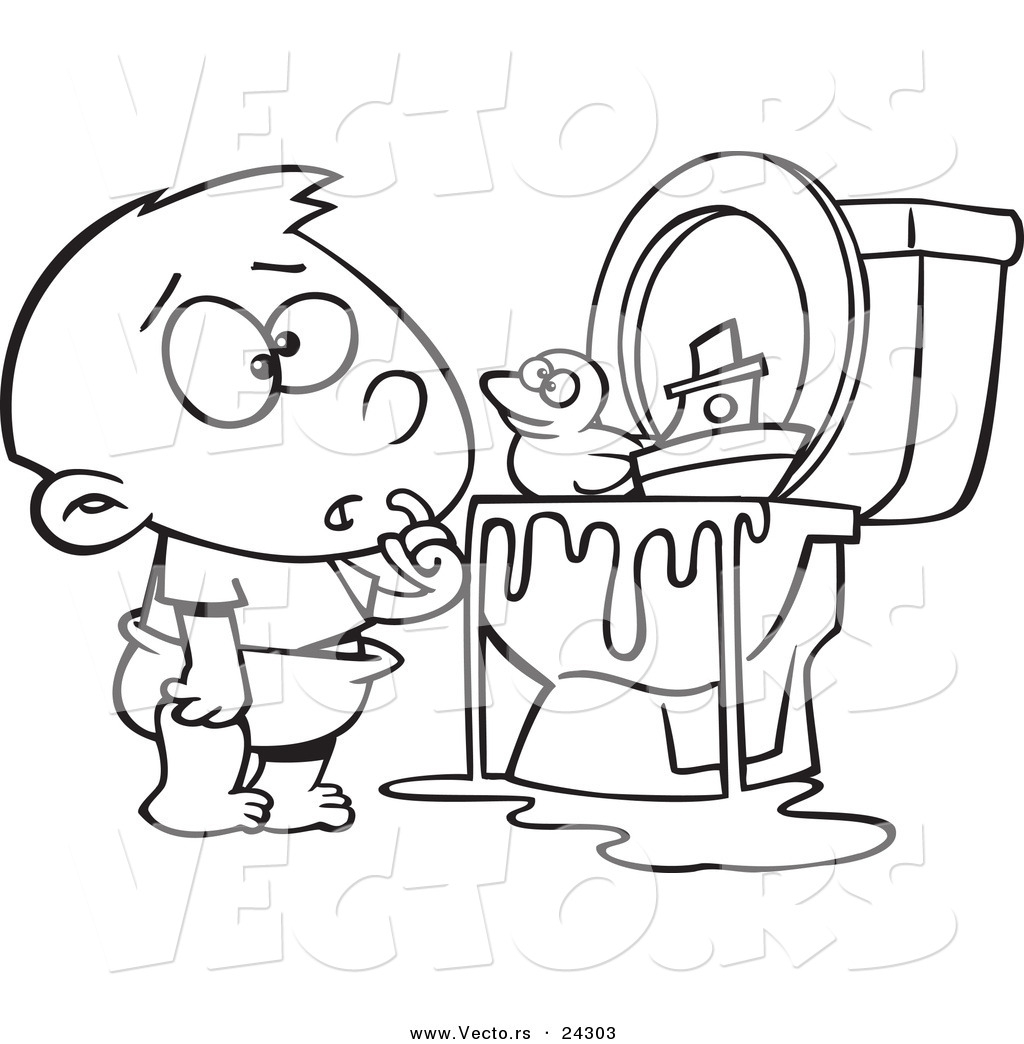 1024x1044 Bathroom Coloring Pages To Print Coloring For Kids