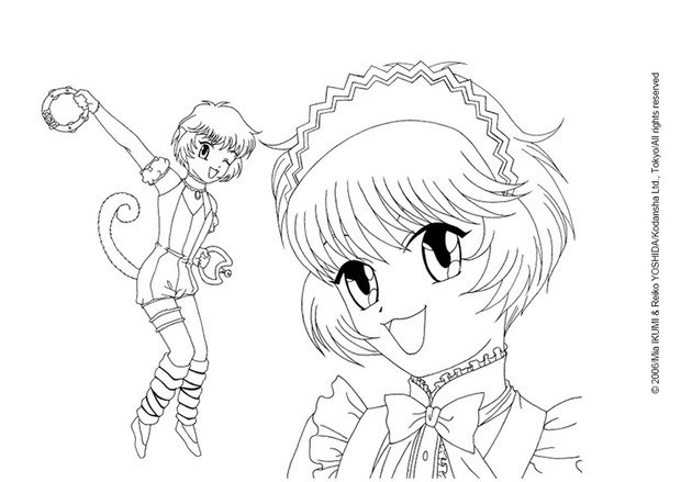 620x439 Fighting Pudding Fong Coloring Pages