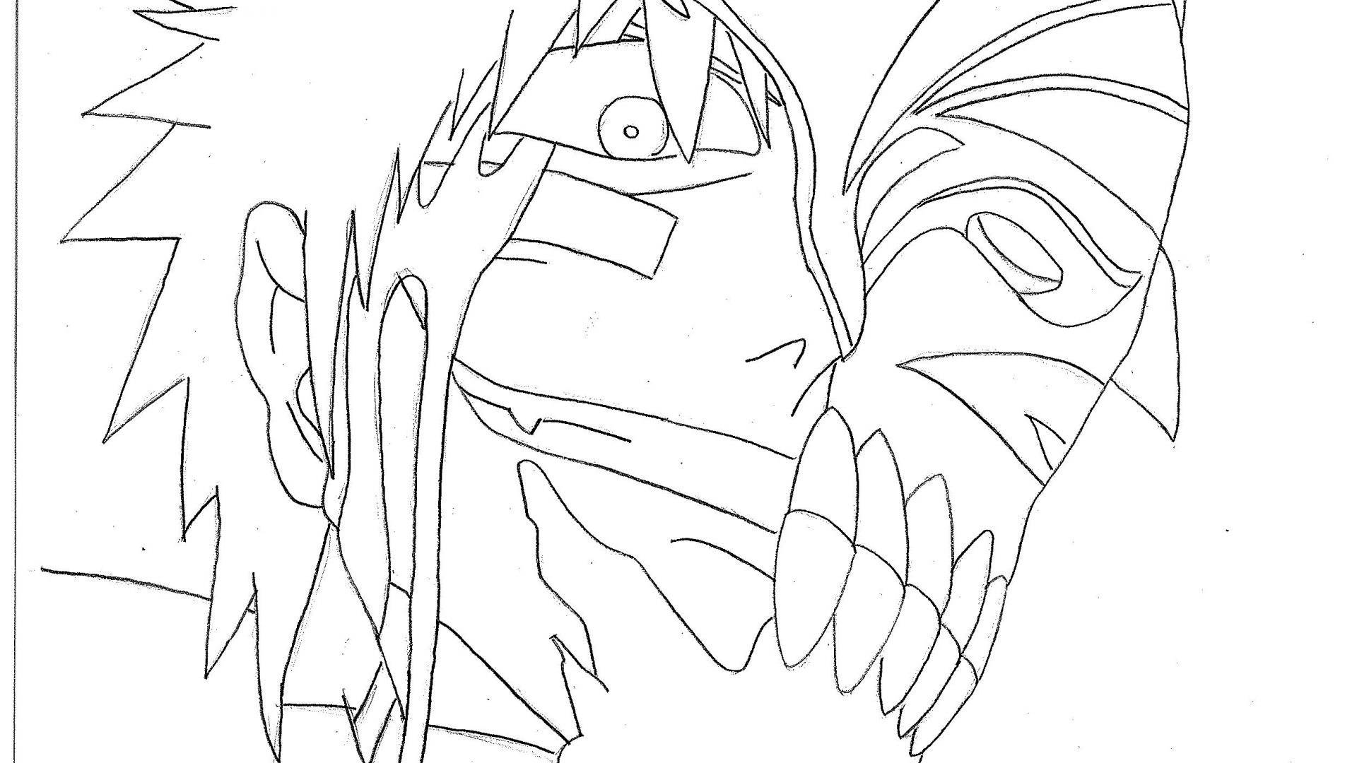 1920x1080 Bleach Anime Coloring Pages Download Coloring For Kids