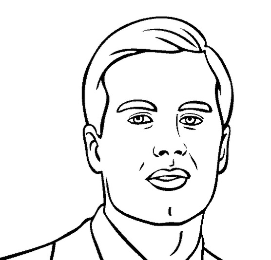 556x534 Tom Brady Coloring Page Coloring Book