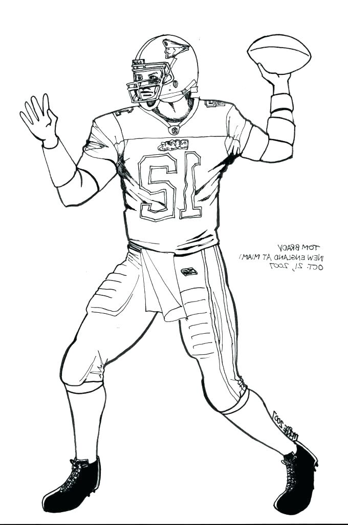 680x1024 Tom Brady Coloring Pages Tom Coloring Sheets Pages Free Printable