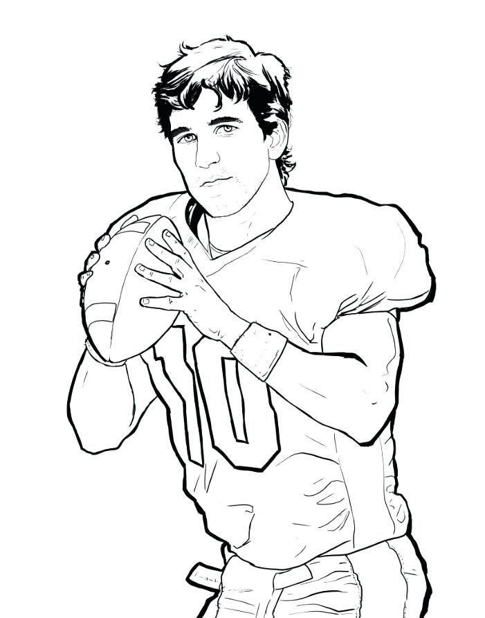 701x892 Tom Brady Coloring Pages Tom Coloring Sheets Pictures Appealing