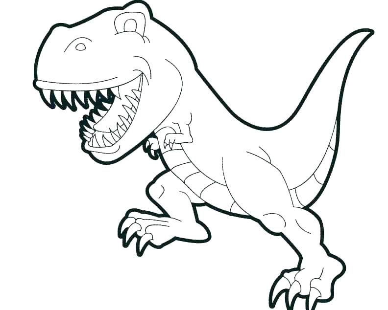 792x634 Dinosaur Coloring Pages For Preschoolers Baby Dinosaur Coloring