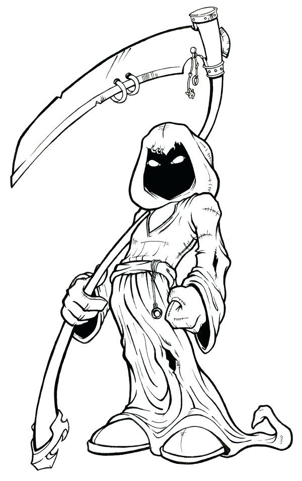 600x954 Billy And Mandy Coloring Pages Click To See Printable Version