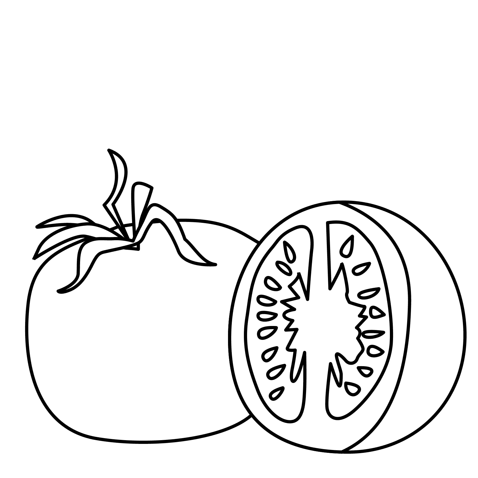 1654x1654 Unique Coloring Pages Of Kiwi Fruit Gallery Printable Coloring Sheet