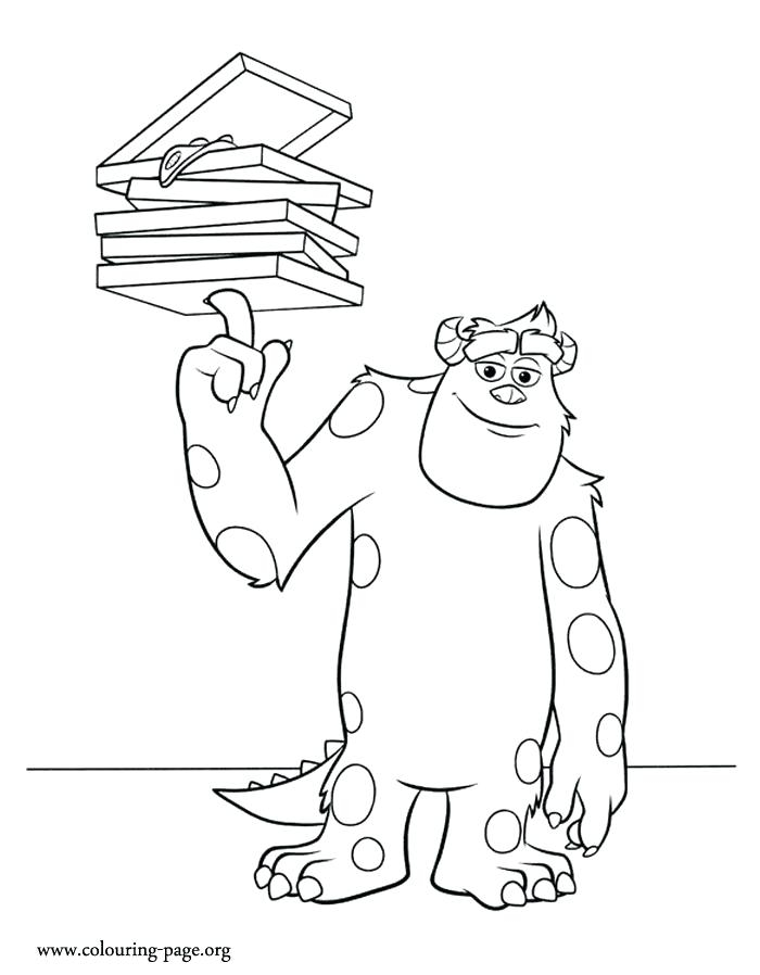 700x898 Tattle Tongue Coloring Page Educational Coloring Pages