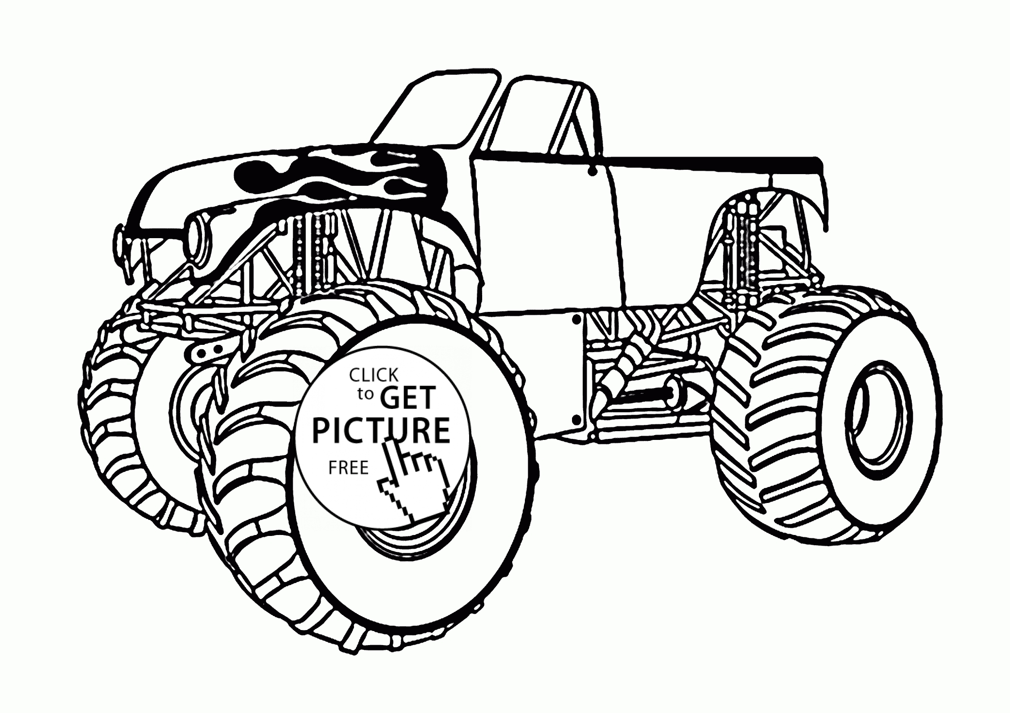 2080x1470 Dump Truck Tonka Coloring Page For Kids Transportation Coloring