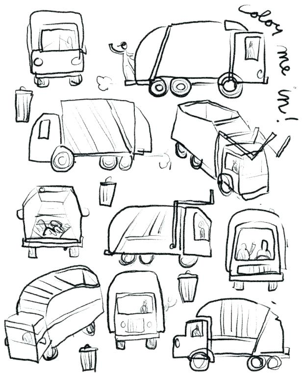 618x773 Captivating Tonka Truck Coloring Pages Free Printable Fire Truck