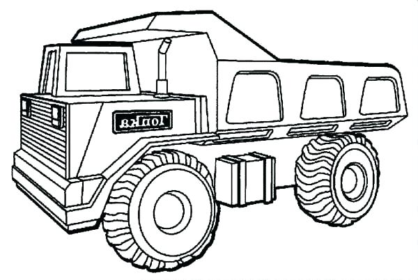 600x402 Vehicle Coloring Pages