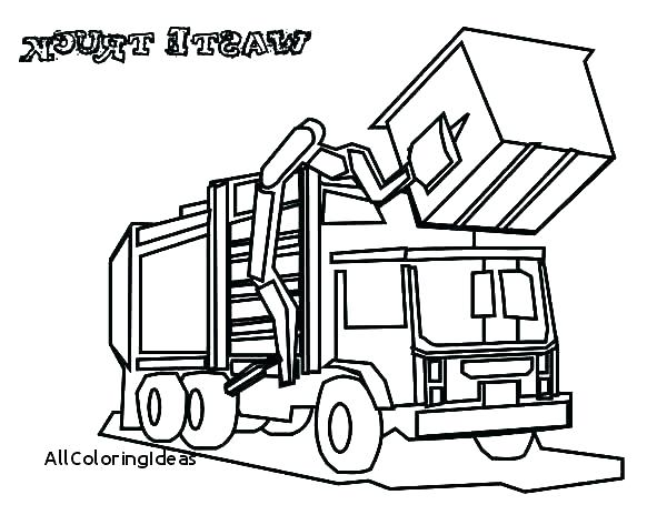 600x464 Dump Truck Coloring Page Truck Coloring Page Coloring Pages Dump