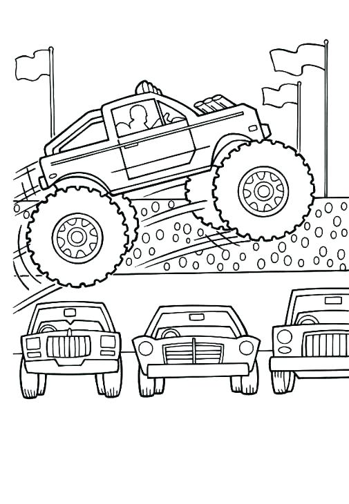 505x730 Printable Truck Coloring Pages Garbage Truck Coloring Pages Online