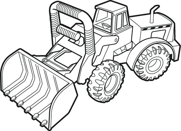 600x435 Tonka Truck Coloring Pages Truck Coloring Pages Construction