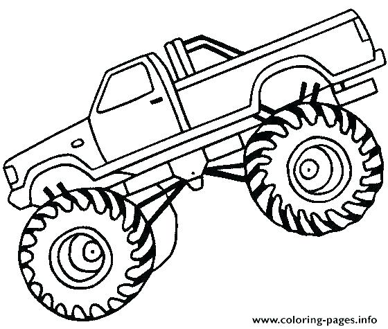 560x475 Cool Truck Coloring Pages Teleks Site