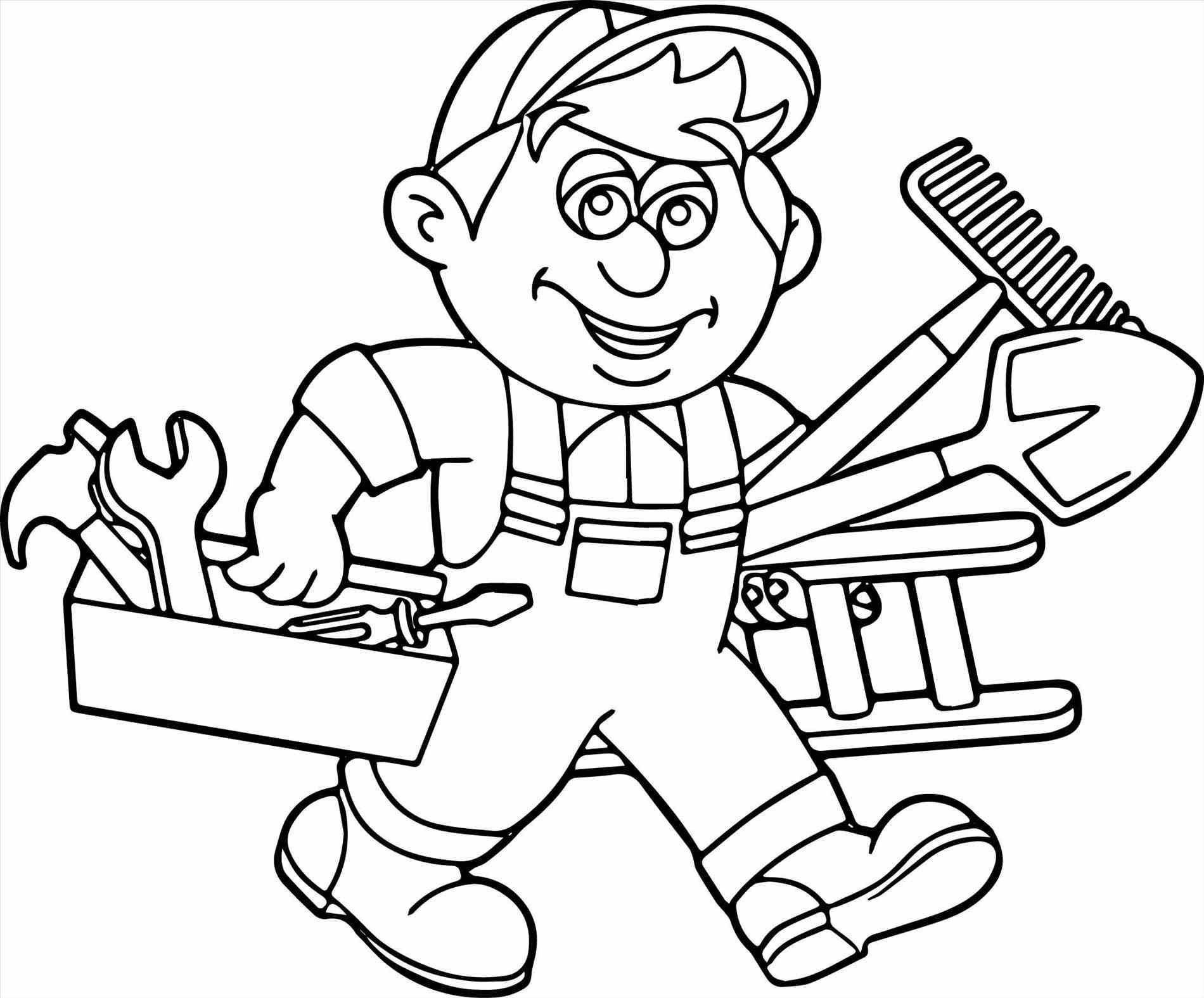 1900x1575 Toolbox Coloring Page Web Coloring Pages