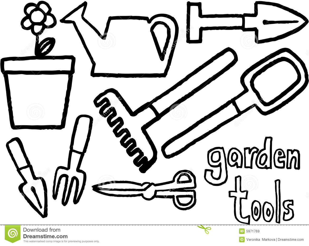 1300x1035 Tools Coloring Pages