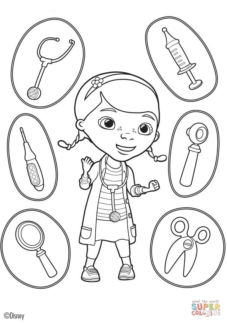 Tools Coloring Pages At Getdrawings Com Free For Personal Use