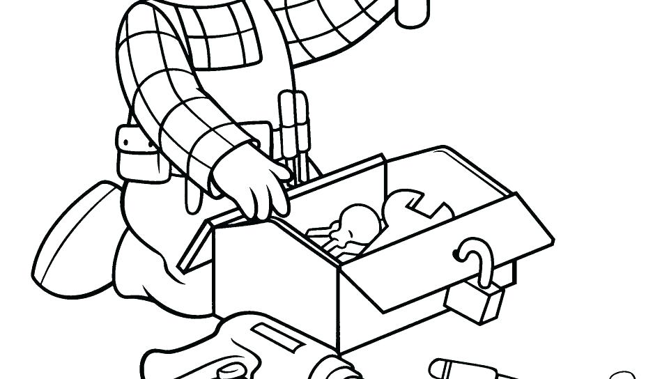 960x544 Construction Coloring Pages Construction Coloring Pages