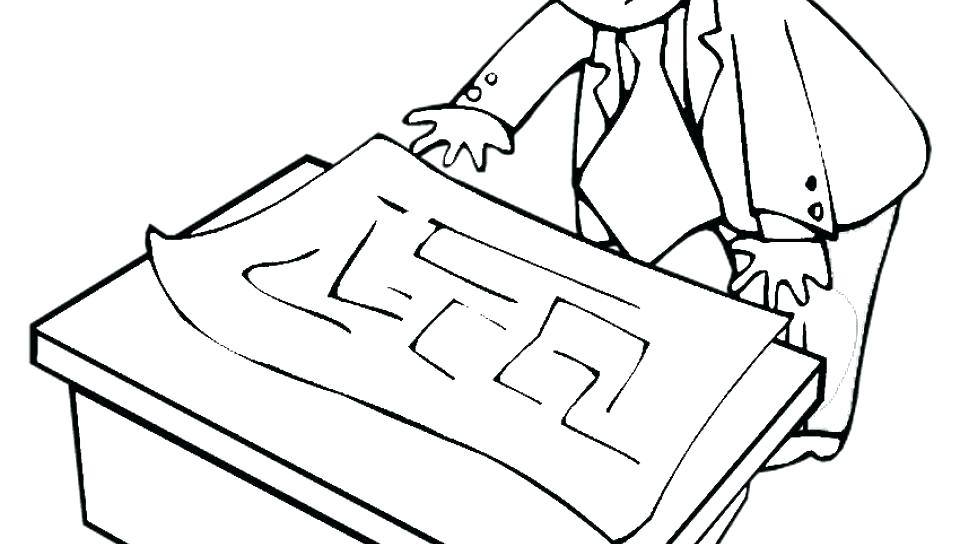 960x544 Construction Coloring Page Free Construction Coloring Pages