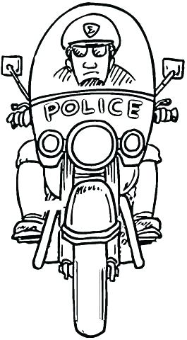 265x480 Tool Coloring Pages Coloring Pages Tools Police Officer Tools