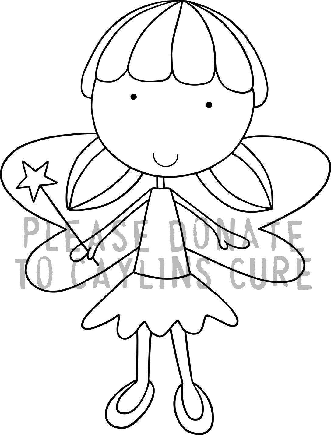 1087x1428 Revealing Tooth Fairy Coloring Page Pages Beautiful Adorable