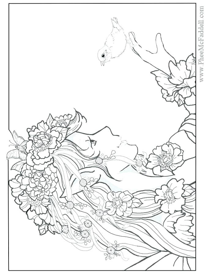 670x900 Tooth Fairy Coloring Pages Printable Marvelous Free Fairy Coloring
