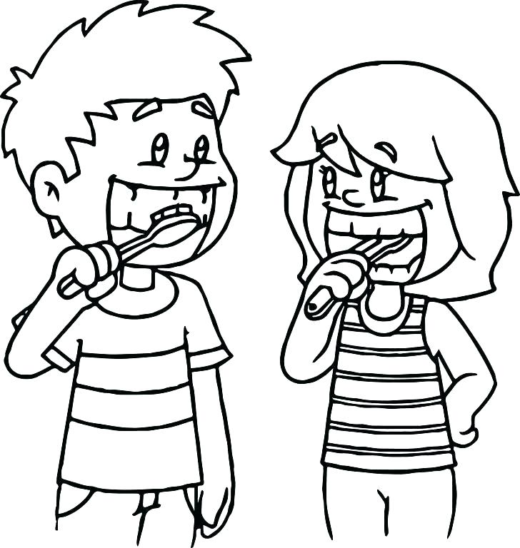 728x768 Toothbrush Coloring Page Toothbrush Coloring Page Awesome