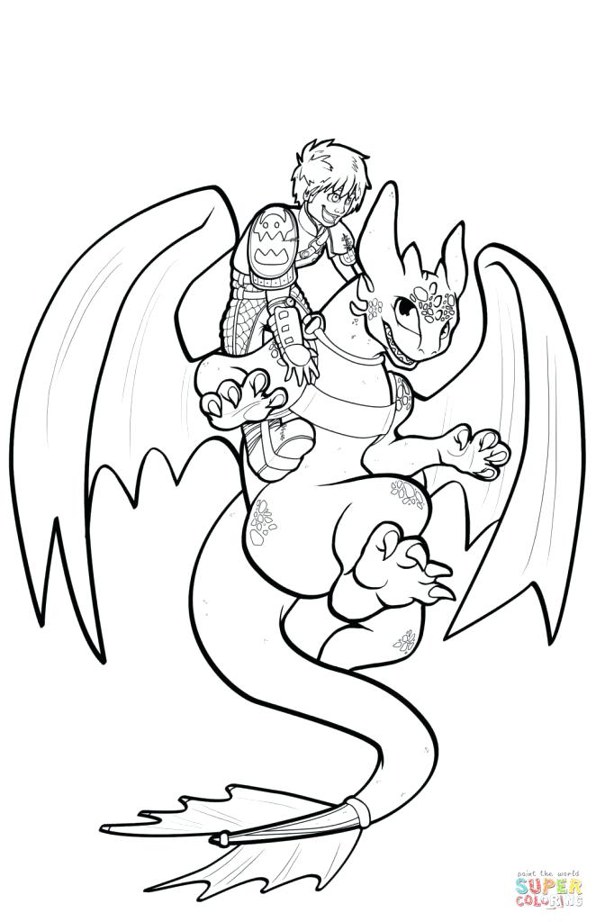 662x1024 Toothless And Hiccup Coloring Pages Toothless And Hiccup Coloring